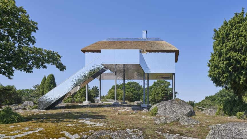 Synvillan i Eriksbergs viltpark, Karlshamns kommun. Fotograf: Åke E:son Lindman