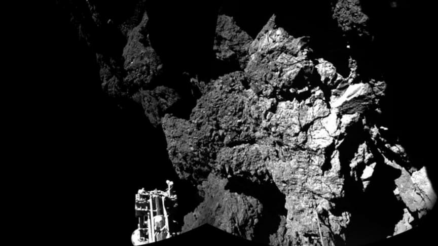 COMMENT: How Rosetta made an epic journey through space and overcame incredible challenges