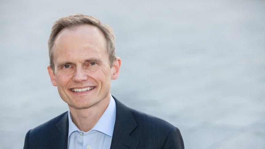 Egil Hogna blir ny konsernsjef i Norconsult. Foto: Johnny Syversen