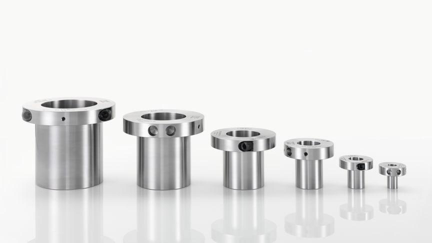 ETP Single screw hub shaft connections