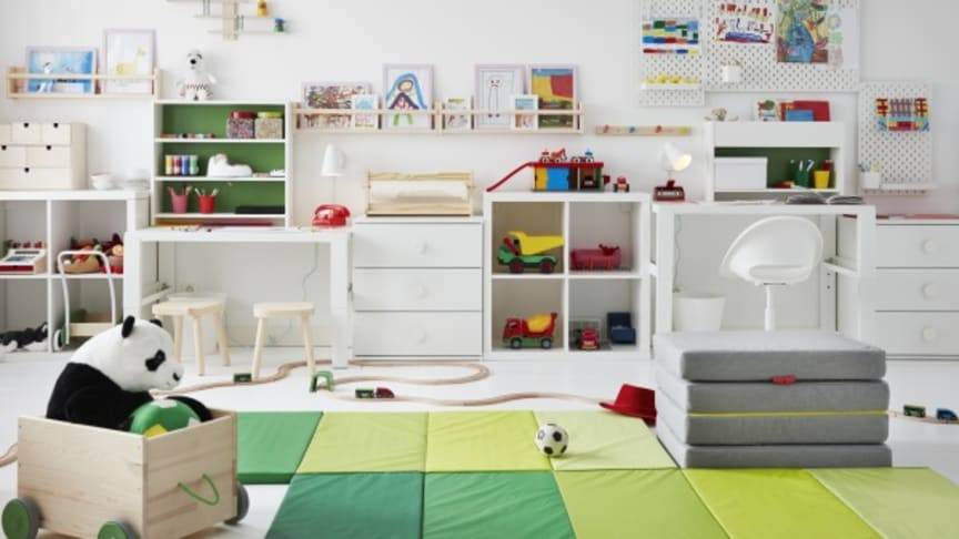 Find your balance working from home and schooling with IKEA