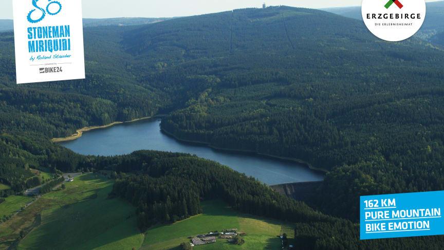 gleiche Distanz, mehr Wasser, neue Trails und fantastische Ausblicke