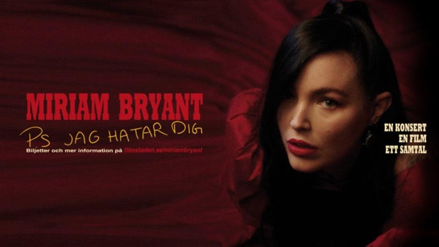 Miriam Bryant ger fyra exklusiva livespelningar på Rigoletto