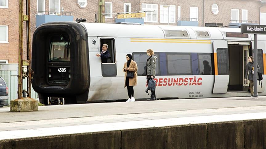 SJ får förtroendet att köra Öresundståg