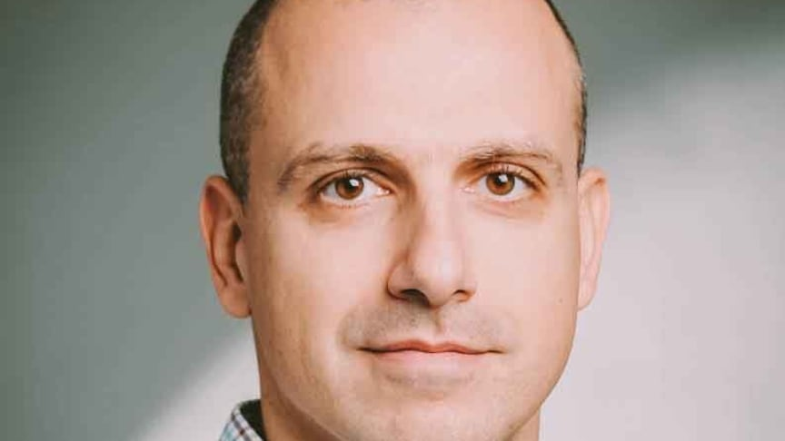 Aleksandar Mitic, Director of Strategic Partnerships von Resity. picture: private