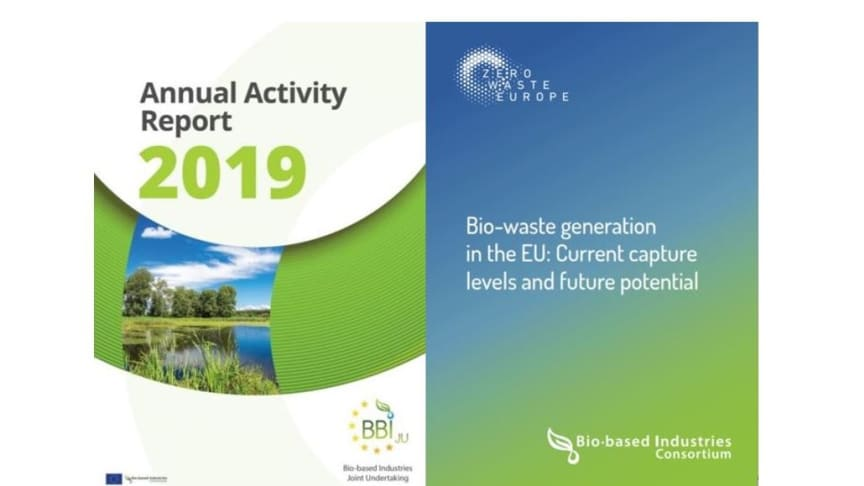 2019 ANNUAL ACTIVITY REPORT & BIO-WASTE GENERATION IN THE EU REPORT ONLINE