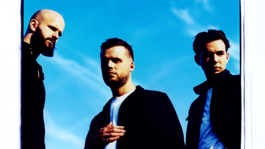Synth-succesen White Lies til NorthSide