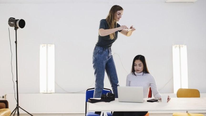 Fler utrikesfödda kvinnor kan satsa på företagande