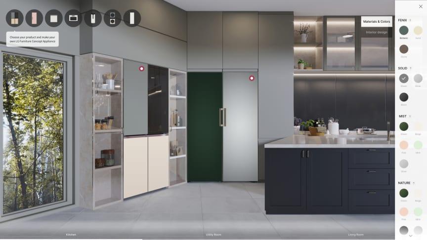 CES 2021: LG lanserar nya smarta vitvaror med fokus på hygien och funktionalitet – och att sätta lite extra guldkant på vardagen i hemmet