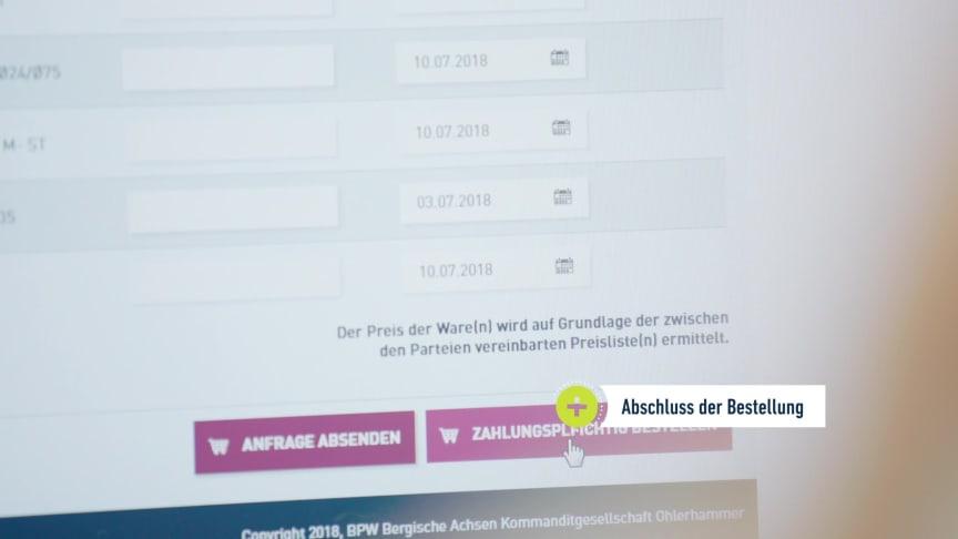 Born digital: BPW Fahrwerke online per Mausklick konfigurieren und bestellen