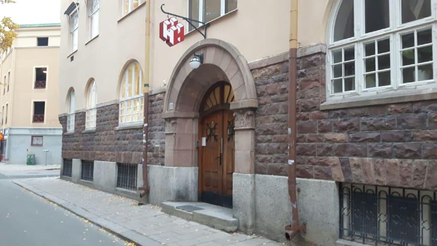 På torsdag invigs Hyresgästföreningens nya lokaler på Kyrkogatan.
