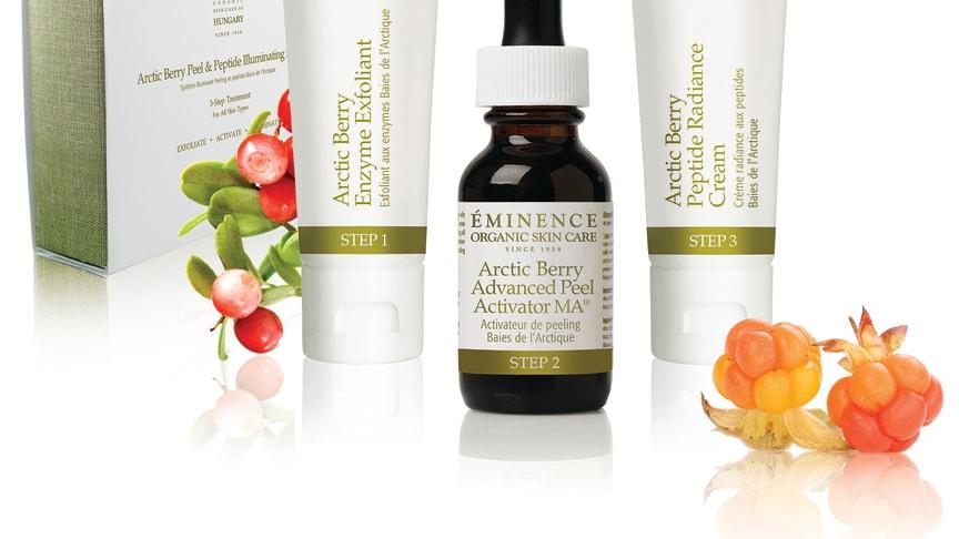 Éminence Arctic Berry Peel & Peptide Illuminating System