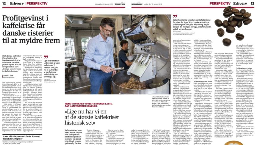 Fra Jyllandsposten 17. august 2019
