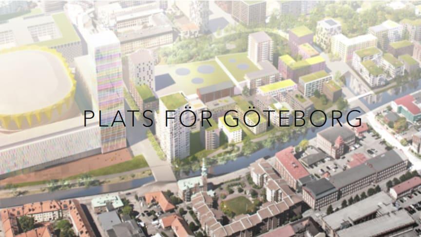 Den största arena och bostadssatsningen någonsin i Göteborg!
