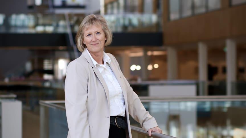 Kutter renten: Konserndirektør for personmarked i Storebrand, Heidi Skaaret.
