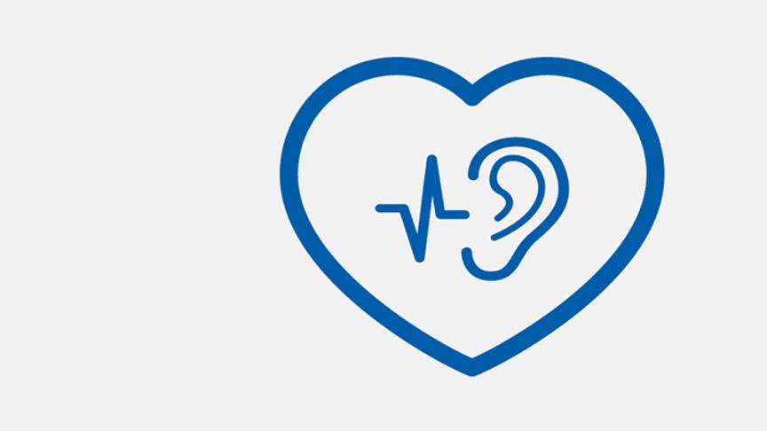 Audika erbjuder en extra trygg hörselvård - både på klinik & digitalt