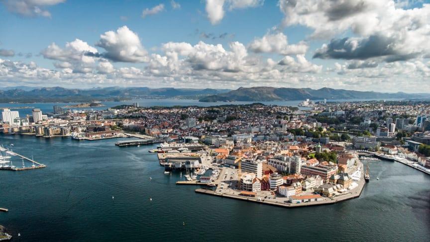 Telenor startet 5G-utbyggingen like før jul, og allerede har det blitt etablert 5G-dekning i flere deler av Stavanger.