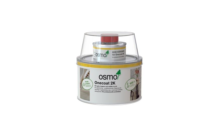 Osmo Onecoat 2K nyhet för proffs