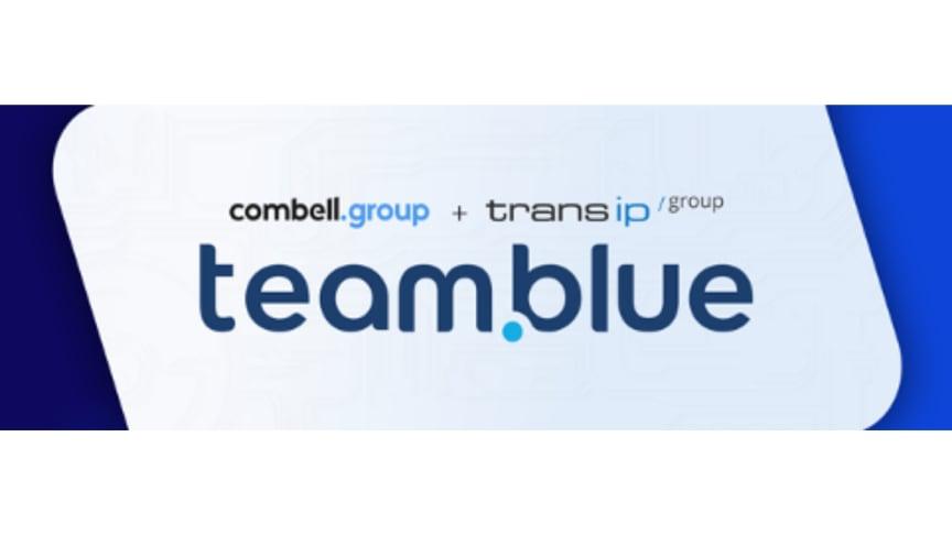 Combell Group og TransIP bliver til team.blue