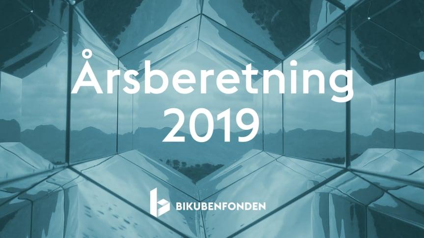 Bikubenfondens årsberetning 2019