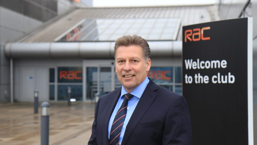Roger Williams, RAC Business Sales Director