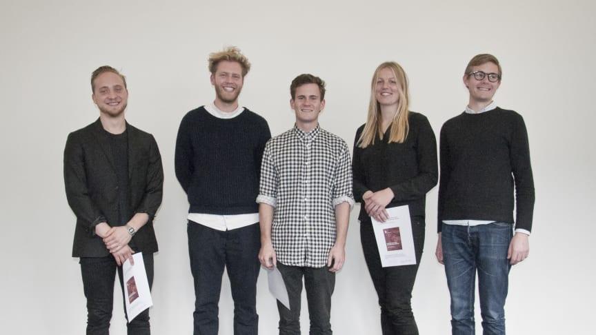 Studerende får opført konkurrencevindende projekter