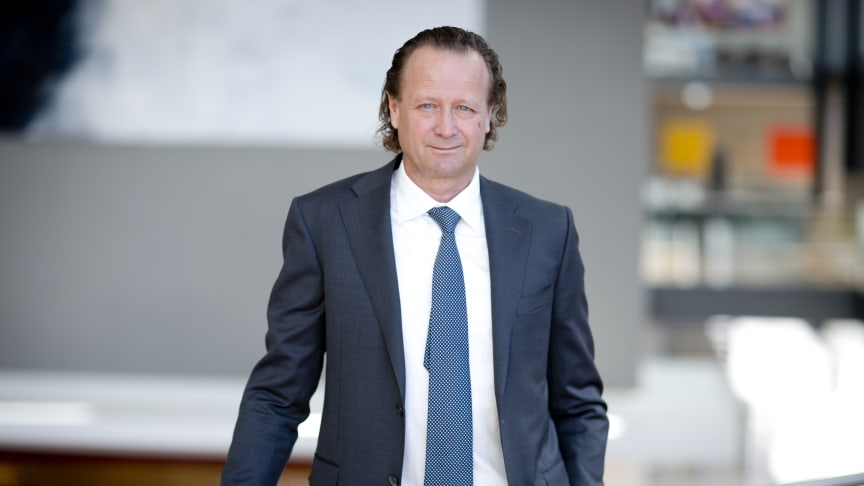 Jan Erik Saugestad, CEO Storebrand Asset Management