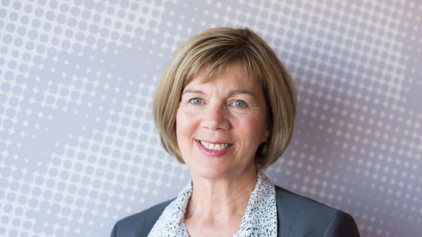 Rigmor Hansen, adm. direktør i Undervisningsbygg