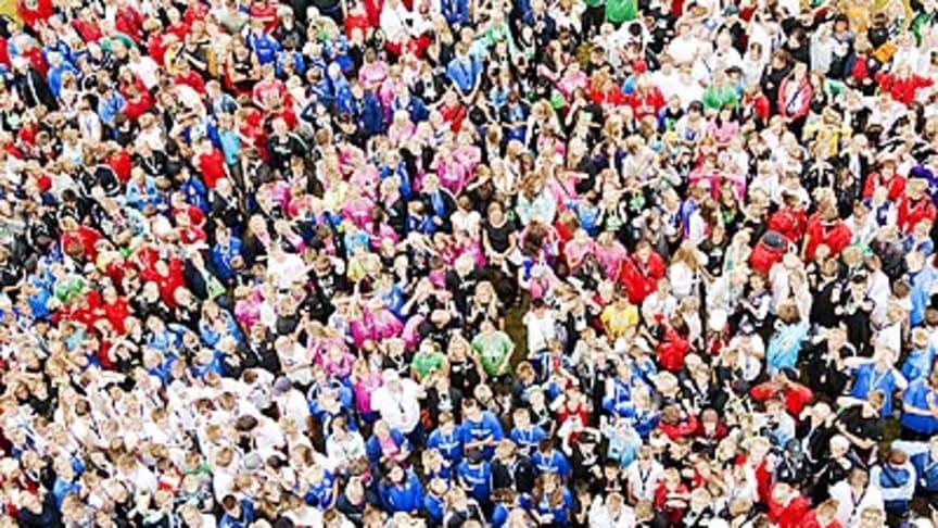 Idag startar Sveriges största idrottsläger