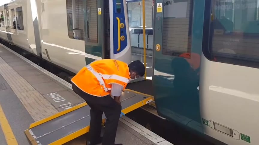 London Northwestern Railway taking extra steps to keep all passengers moving safely this summer