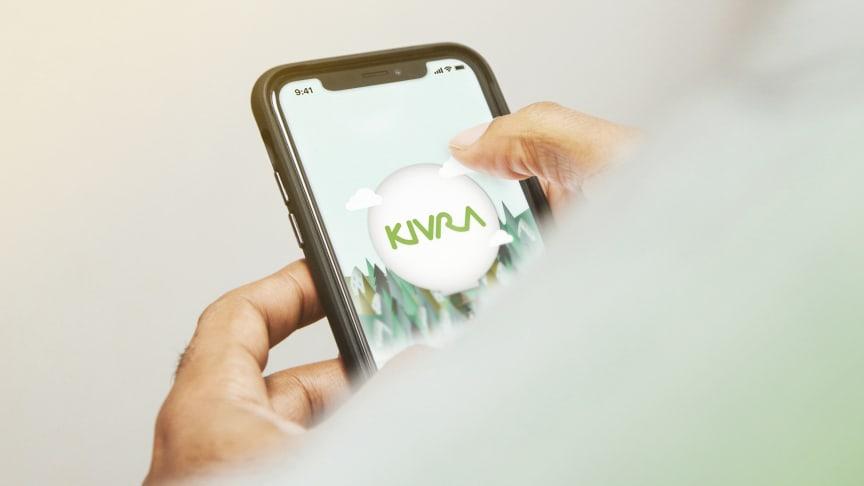 Kivra iPhone Mockup