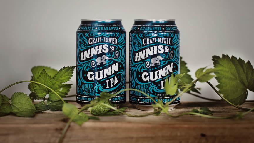 Innis & Gunn Session IPA - nyhet på Systembolaget