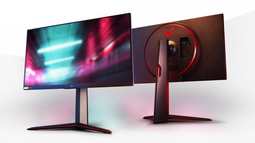 LG Electronics præsenterer årets nyheder inden for gaming skærme i UltraGear-familien