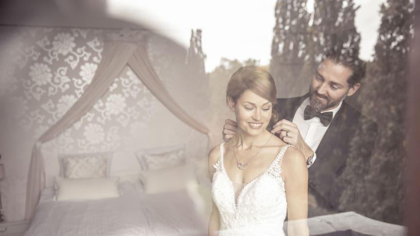 Bröllopsvit på Bjertorp Slott
