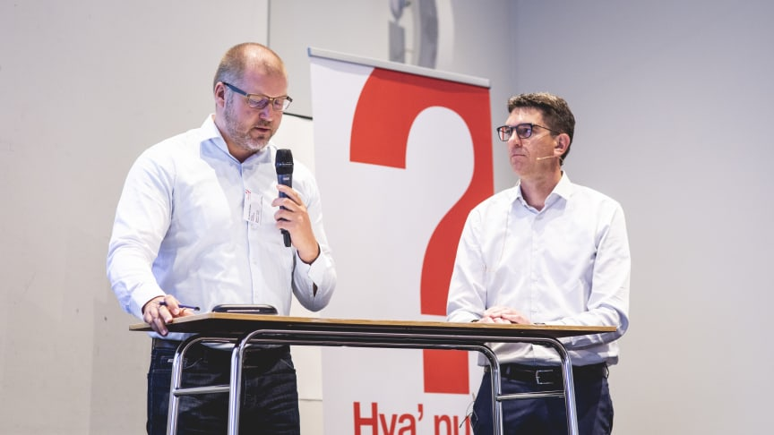 Debatlysten var stor, da Trekantområdet Danmark inviterede industrivirksomheder, uddannelser og kommuner i Trekantområdet til topmøde om fremtiden for Danmarks Produktionscentrum.