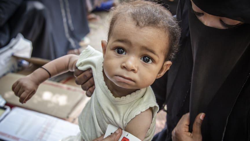 Biltema Foundation donerer 1 million til Redd Barna