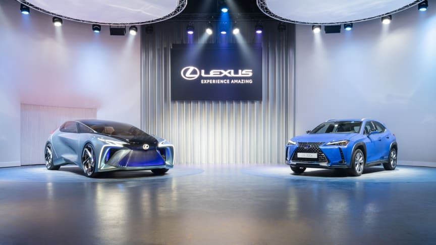Lexus på Geneva Motor Show