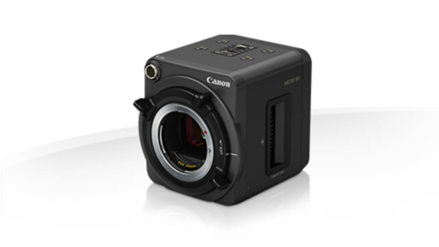 Se det oanade i extremt svaga ljusförhållanden – Canon presenterar ME20F-SH för filminspelning i färg och Full HD
