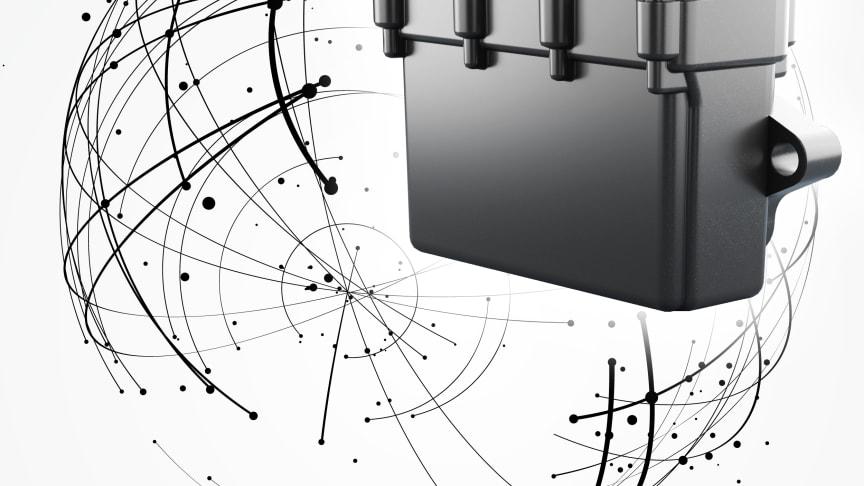 TC Trailer Gateway PRO integriert erstmals zentrale Funktionen und kommuniziert gleichzeitig über fünf verschiedene drahtlose Standards.