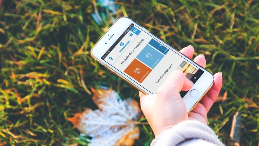 Mit einem Klick zum Glück: Die neue Brandenburg-App ist da. Foto: TMB-Fotoarchiv.
