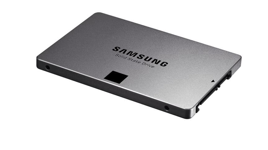 Hurtig bliver hurtigere: Samsung præsenterer SSD 840 EVO