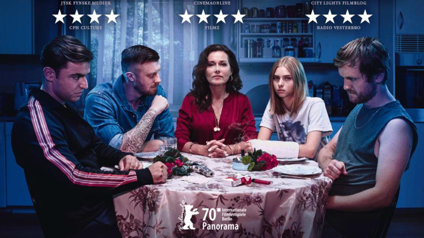 Spillefilmen KØD & BLOD får premiere og åbner som den første nye danske film biograferne den 28. maj!