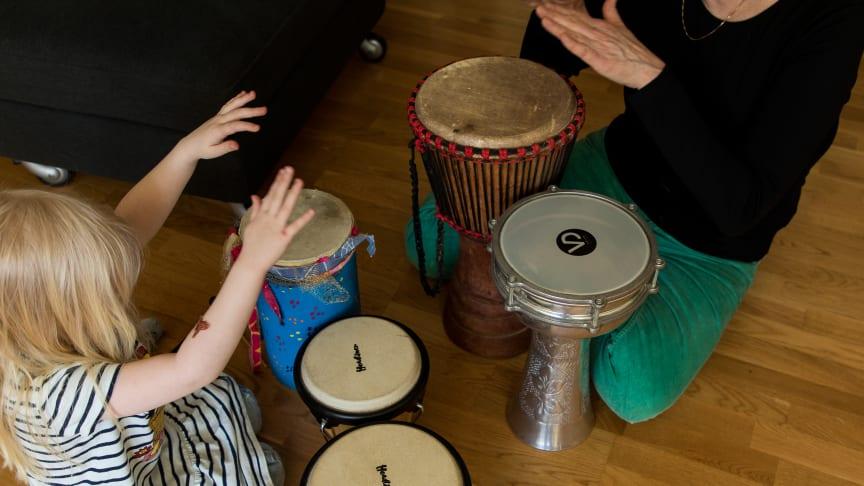 Stiftelsen MusikBojen får stöd av Gålöstiftelsen