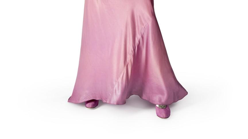Klänningskavalkad i Hallwylska museet i sommar