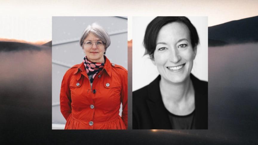 Foto Barbro (t v): Bea Holmberg Foto Malin (t h): Designtorget
