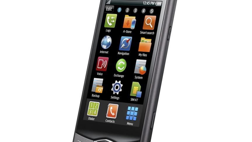 Samsung med visionen om en smartphone till alla