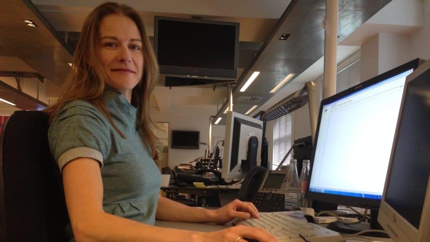 Månedens journalist: Linette Krøger - Ekstra Bladet
