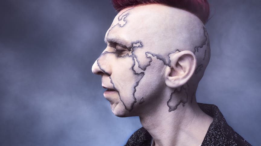 "Looptok släpper albumet ""World On Fire"". Foto: Mattias Edwall."