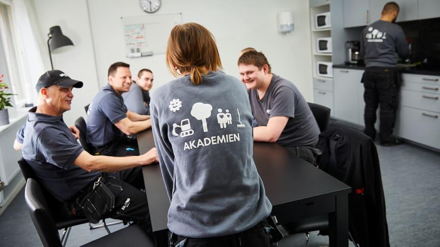 Ikano Akademin i Västerås. Foto: Pia Nordlander