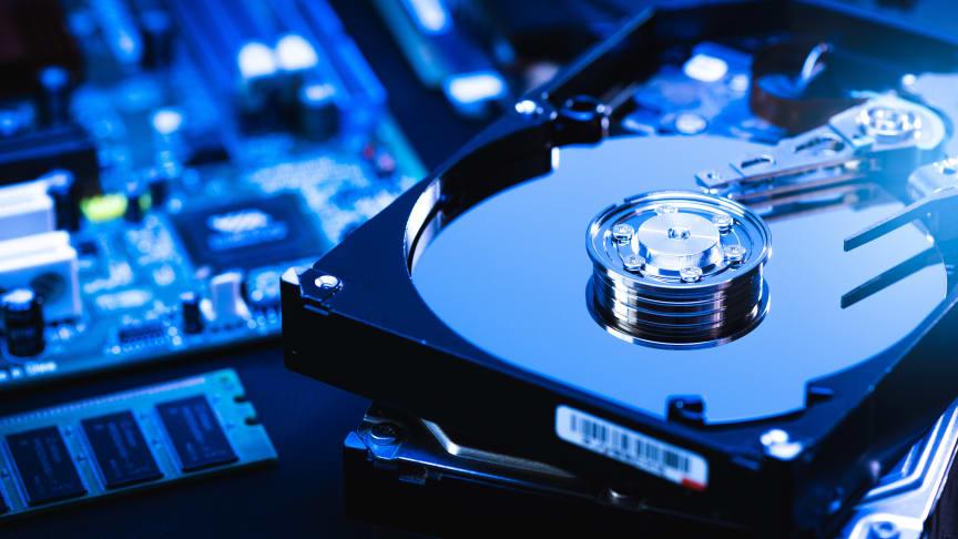 Graphene enables ten times higher data storage in computer memories